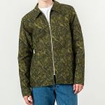 A.P.C. Harry Jacket Military Khaki S