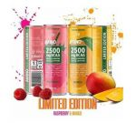 Amino Pro 2500 mg BCAA Drink - FCB Sweden 330 ml. Watermelon+Strawberry