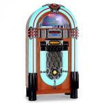 Auna Graceland-XXL, jukebox, USB, SD, AUX, CD, FM / AM