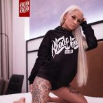 Babystaff Blood In Blood Out Impeto D-Hoodie - M
