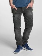 Bangastic / Straight Fit Jeans Piet in grey - 29