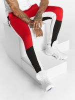 Bangastic / Sweat Pant Stripes in red - 3XL