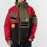 Billionaire Boys Club Expedition Training Jacket Red S