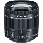 Canon EF-S 18-55mm f/4-5.6 IS STM + Servis plus zdarma