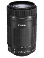 Canon EF-S 55-250mm f/4-5.6 IS STM + Servis plus zdarma