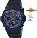 Casio The G/G-SHOCK AWG-M100SBL-1AER (445)