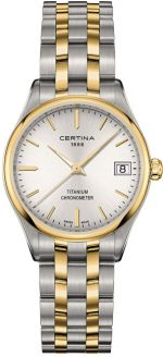 Certina URBAN COLLECTION - DS 8 Lady - Quartz COSC C033.251.55.031.00