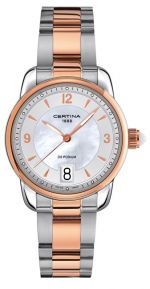 Certina URBAN COLLECTION - DS PODIUM Lady - Quartz C025.210.22.117.00