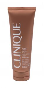 Clinique Self Sun Body Tinted Lotion - (Medium/Deep) samoopalovací přípravek W Objem: 125 ml