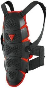 Dainese Pro-Speed Back L Black/Red L/2X