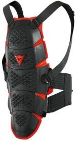 Dainese Pro-Speed Back M Black/Red XS/M