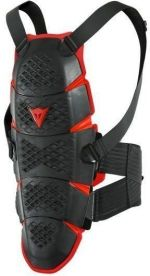 Dainese Pro-Speed Back S Black/Red L/2X