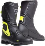 Dainese X-Tourer D-WP Boots Black/Fluo Yellow 41