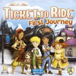 Days of Wonder Ticket to Ride: Junior