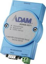 Ext.převodník sběrnice RS-232/485/422 na Ethernet Advantech ADAM-4571 (ADAM-4571-BE)