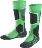 Falke SK2 Kids Skiing Knee-high Socks - vivid green 35-38