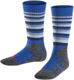 Falke SK2 Stripe Kids Skiing Knee-high Socks - yve 23-26