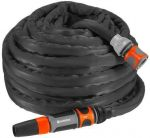Gardena Textile Hose Liano 20 m Set with cleaning nozzle