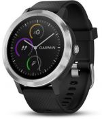 Garmin VivoActive3 Optic Silver/Black band
