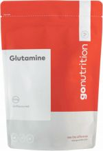 GoNutrition Glutamine 500 g unflavoured