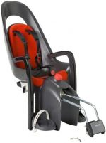 Hamax Caress Grey Red with Bow and Bracket