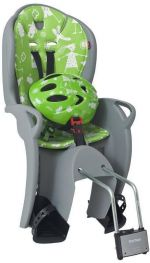 Hamax Kiss Safety Package Grey Green