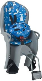 Hamax Kiss Safety Package Grey/Light Blue