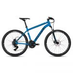 "Horské kolo Ghost Kato 1.6 AL 26"" - model 2020 Vibrant Blue / Night Black / Star White - S (16,5\"") - Záruka 10 let"