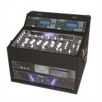 Ibiza DJ Station DJ1000MKII, cd, mp3, usb, sd, aux