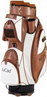 Jucad Style Brown/White Cart Bag