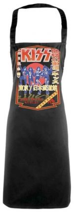Kiss Destroyer Apron