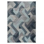 Koberec Flair Rugs Aurora Denim, 160 x 230 cm