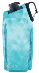 Láhev Platypus DuoLock SoftBottle Blue Prisms 0,75 l