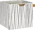 Lassig Toy Cube Storage Allover Rays