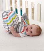 LOVE TO DREAM - Swaddle Up 50/50 Summer Lite, Pink 8,5-11 kg
