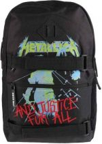 Metallica And Justic For All Skate Bag