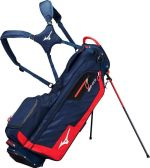 Mizuno BR-D3 Stand Bag Navy/Red 2020