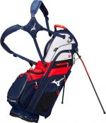 Mizuno BR-D4 Stand Bag Navy/Red 2020