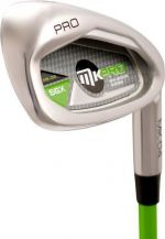 MKids Golf Pro 9 Iron Right Hand Green 57in - 145cm