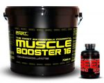 Muscle Booster + BEEF Amino Zdarma - Best Nutrition 7,0 kg + 250 tbl. Butter Cookies