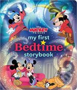 My First Mickey Mouse Bedtime Storybook -