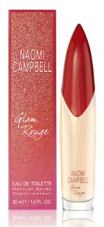 Naomi Campbell Glam Rouge - EDT 30 ml