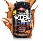Nitro-Tech Power - Muscletech 1810 g French Vanilla Swirl