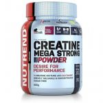Nutrend CREATINE MEGA STRONG POWDER 500 g 500g - Ananas