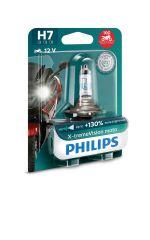 Philips X-Treme Vision Moto 12972XVBW H7 PX26d 12V 55W plus 130procent