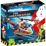 Playmobil Playmobil 9385 The Real Ghostbusters Venkman s helikoptérou