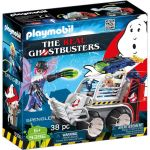Playmobil Playmobil 9386 The Real Ghostbusters Spengler ve vozidle s klecí