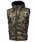 Prologic Vesta Bank Bound Camo Thermo Vest - M