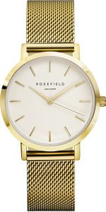 Rosefield The Tribeca White-Gold