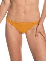 Roxy Plavkové kalhotky Color My Life Regular Bottom Inca Gold ERJX403699-NMY0 S